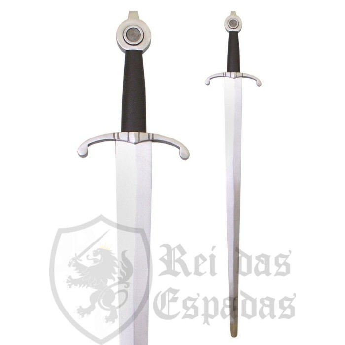 Henry V sword of England for practices without sheath - 3