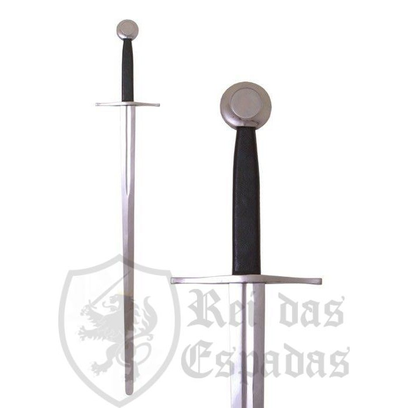 Espada de uma mão e meia, cega prática sem bainha, SK-C - 1