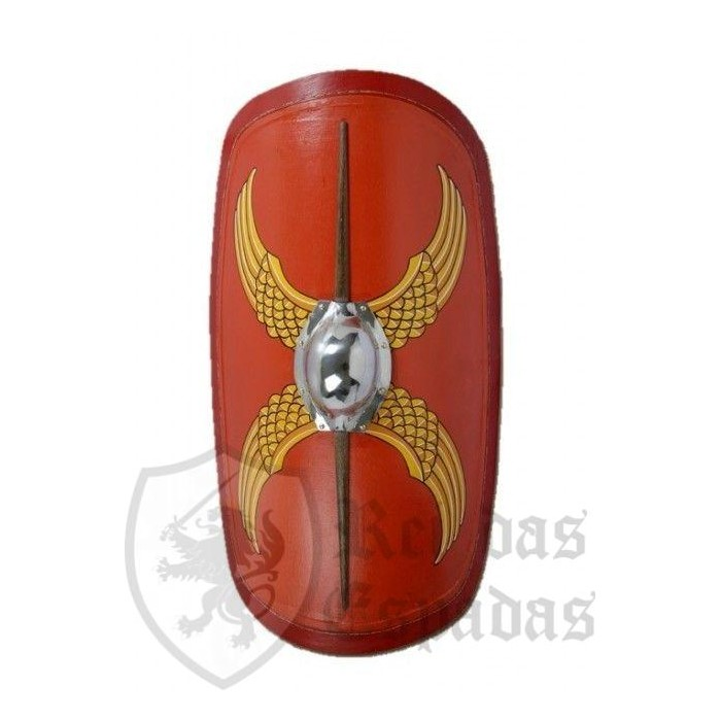 Roman Shield Republican Scutum - 1