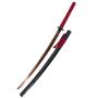 Katana Sharp Basic Practice, Red Apricot Steel Blade - 1