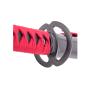 Katana Sharp Basic Practice, Red Apricot Steel Blade - 4