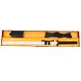 Katana Sharp Basic Practice, Red Apricot Steel Blade with Sheath - 5
