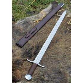 Crusader sword with ctogonal handle, 13 c. - 2