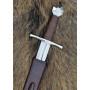 Épée croisée avec manche ctogonal, 13 c. - 3