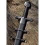 Épée médiévale milanaise tardive avec protecteur de doigt, ca. 1432 apr. J.-C. - 3