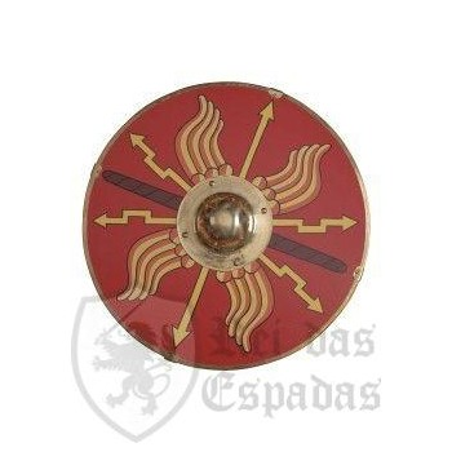 Römischer Schild-Parma Equestris