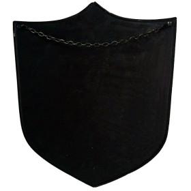 Escudo Medieval Cruz vermelha Santiago - 1
