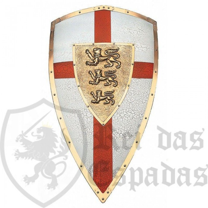 Richard the Lionheart's Coat of Arms - 1