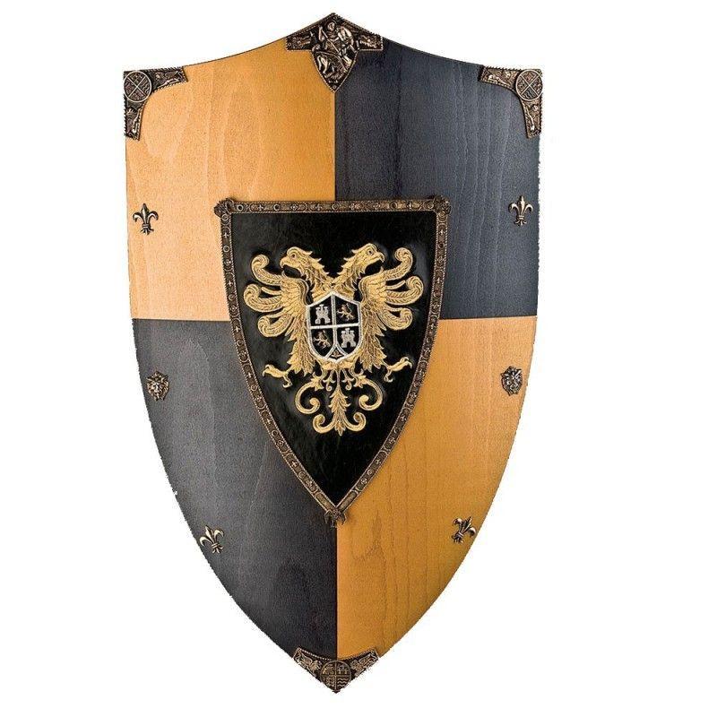 Toledo Eagles Shield - 1