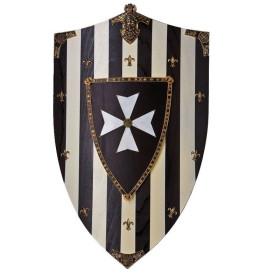 Escudo da Ordem dos Cavaleiros Hospitaleiros - 1