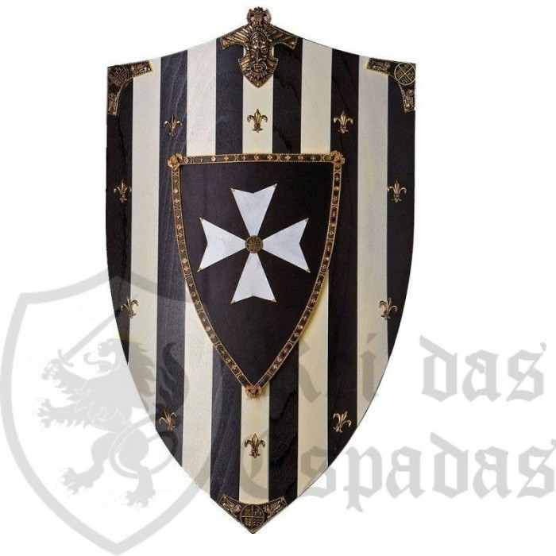Escudo da Ordem dos Cavaleiros Hospitaleiros