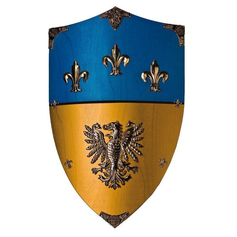 Carlomagno's shield - 1