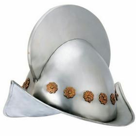 Casco español del siglo XVI - 1