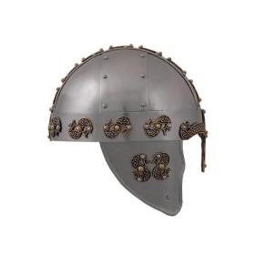 Nordic dragon helmet - 3
