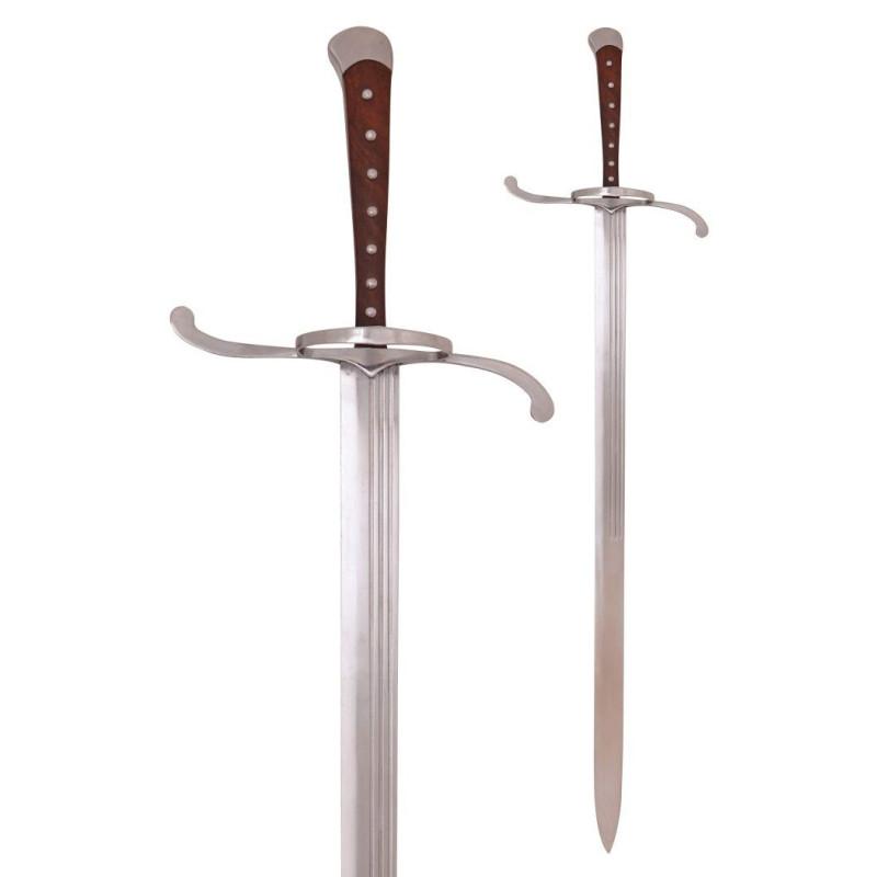 German medieval sword, year 1510, FUNCTIONAL - 1