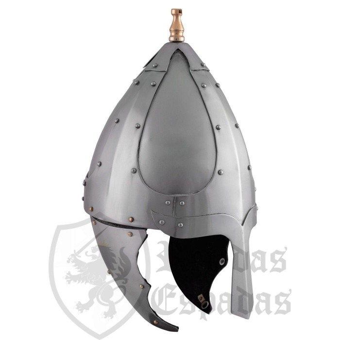 German Spangenhelmet, about 500 AD - 2