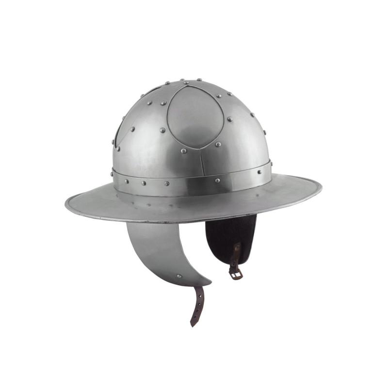 Helmet with flaps - 1
