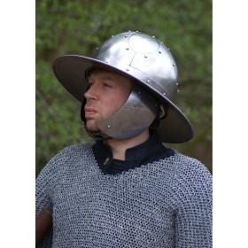 Helmet with flaps - 2