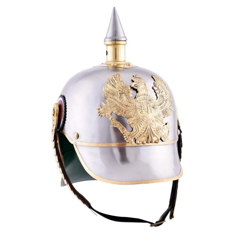 Prussian helmet , year 1889 - 1