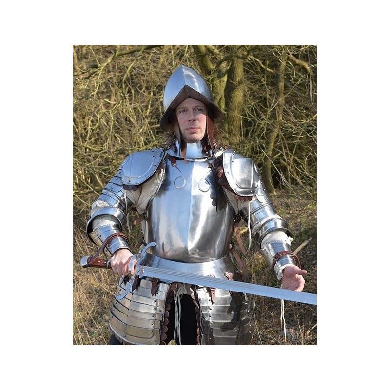 Full infantry armor, 16th century, Functional - 3