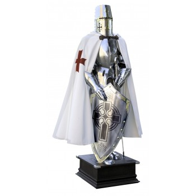 Armadura dos Cavaleiros Templários - 1