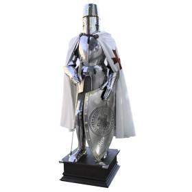 Armadura dos Cavaleiros cruz Templários - 1