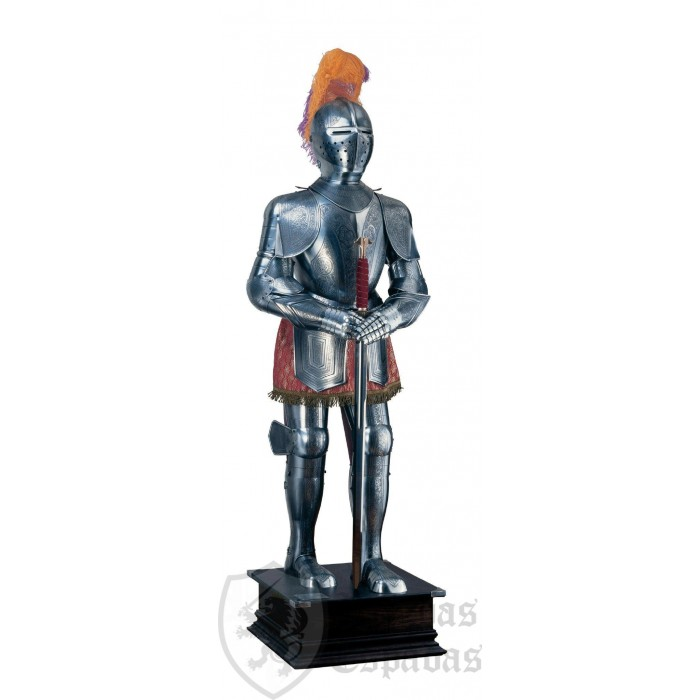 Medieval Armor, Engraved Special - 1