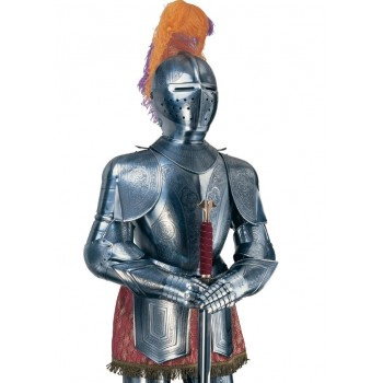 Medieval Armor, Engraved Special - 2