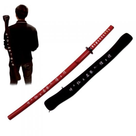 Katana Red Samurai - 1