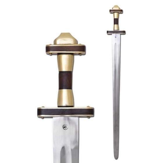 Spatha germânica, espada cega prática, SK-B - 1