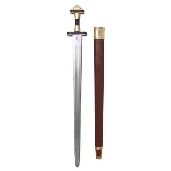 Spatha germânica, espada cega prática, SK-B - 2