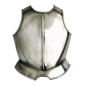 Peitoral liso para armadura