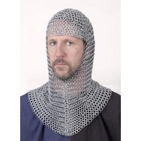 Coifa de malha alumínio com protector