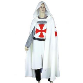 Capa Templária Cruz Pátea unisex