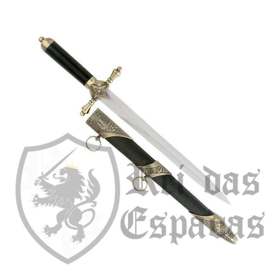 Adaga estilo Medieval - 1