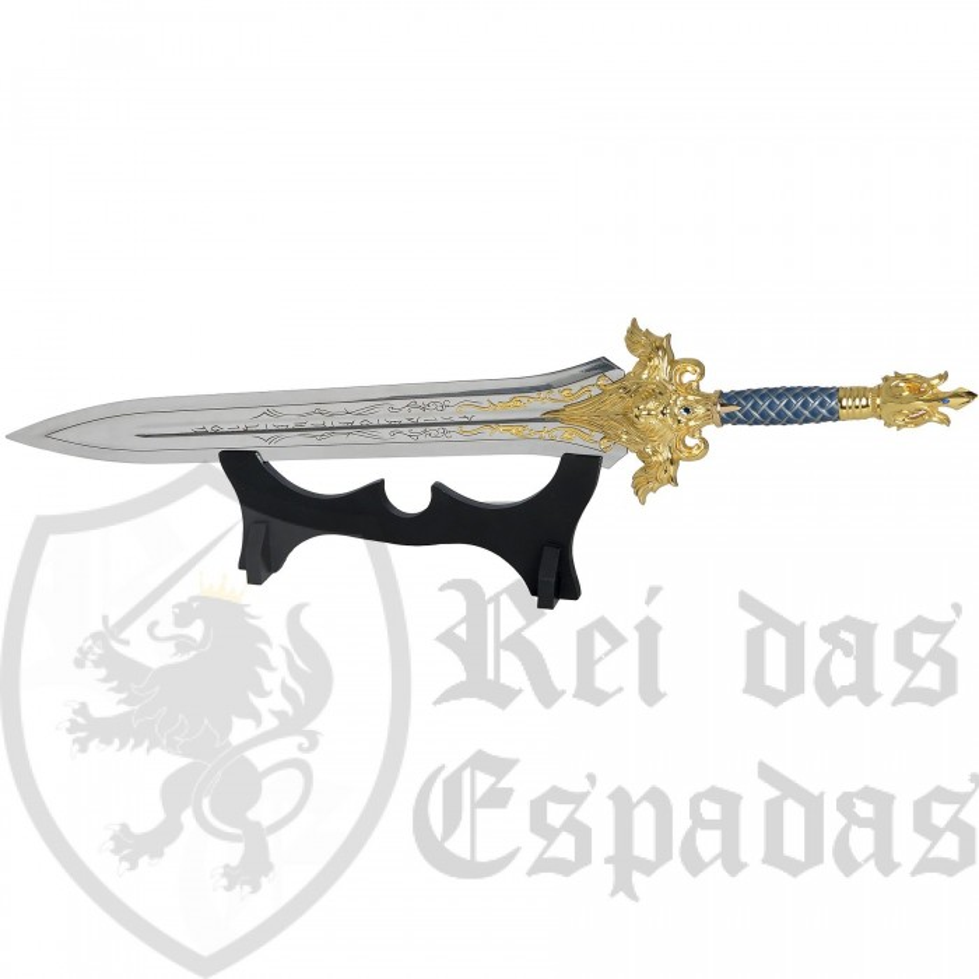 Sword of King Llane, World of Warcraft