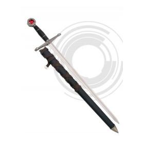 Espada Templária Cadete - 1