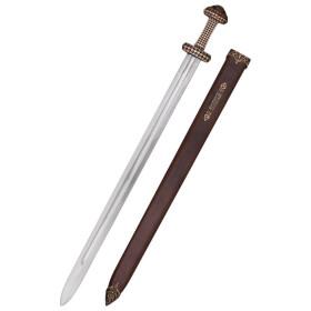 Functional Viking Sword, Damascus Steel - 2