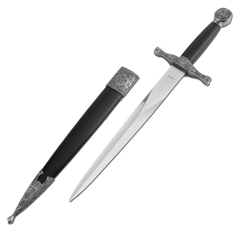 Adaga Medieval com bainha incluida - 1