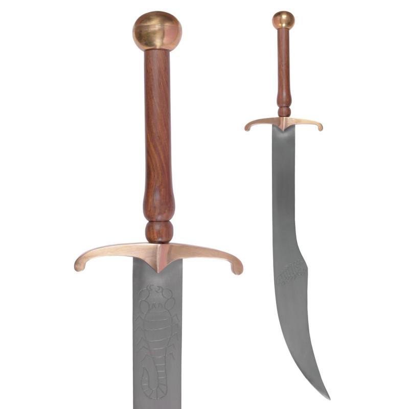 Cimitarra do Rei Escorpião - 2