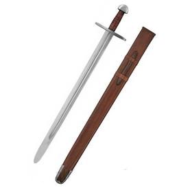 Espada normanda com bainha, cega prática, SK-C - 2