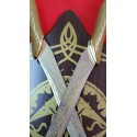 Legolas daggers with support, Lord of the Rings - 2