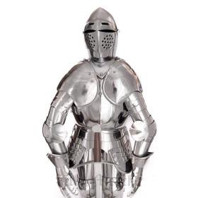 Armadura medieval miniatura