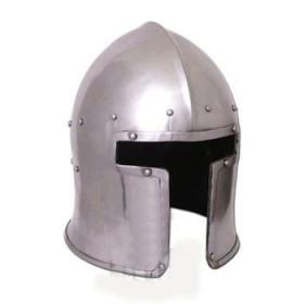 Medieval barbuta - 4