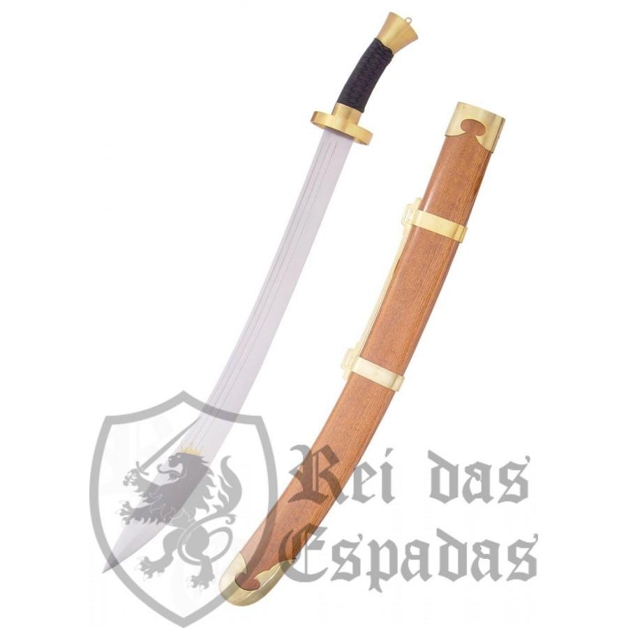 Dao sword with sheath - 1