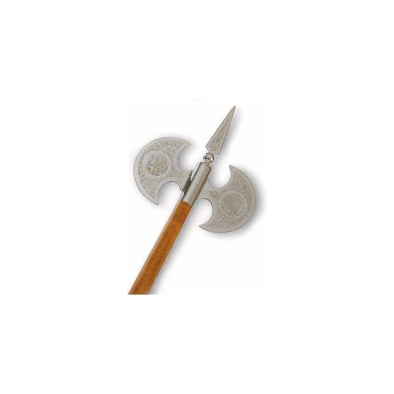 Hacha medieval de - 1