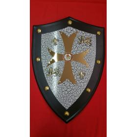 Escudo de templario - 1