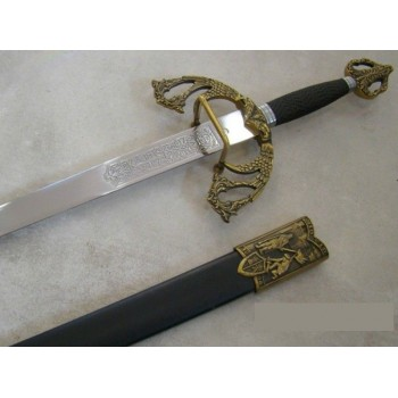 Espada Tizona, El Cid