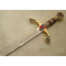 Espada Príncipe Negro sem bainha - 1