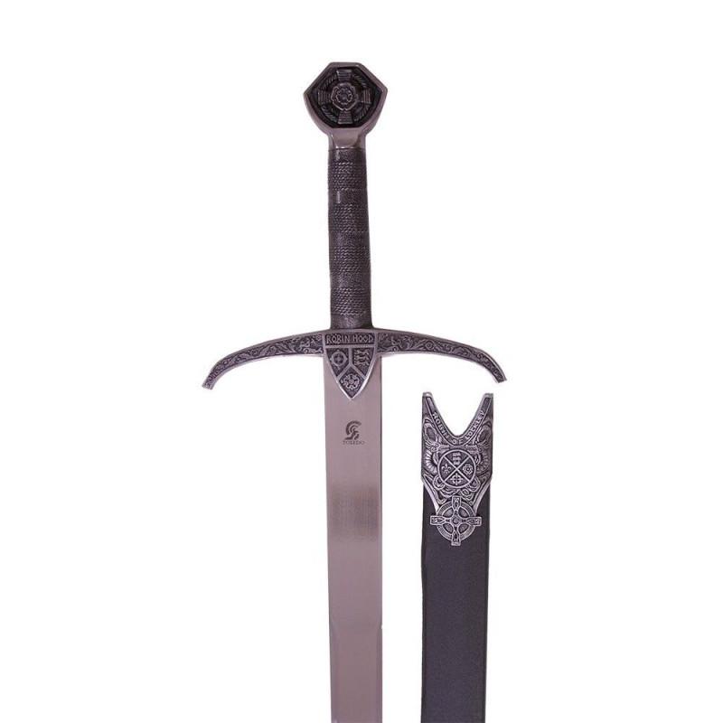 Épée de Robin des bois avec gaine - 2